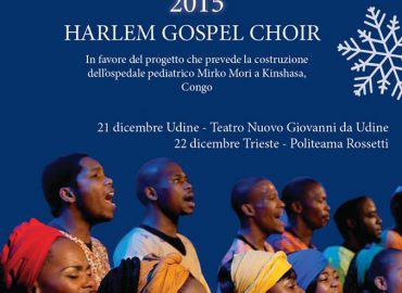 Concert For Life 2015 – HARLEM GOSPEL CHOIR