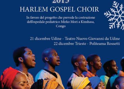Concert For Life 2015 – HARLEM GOSPEL CHOIR