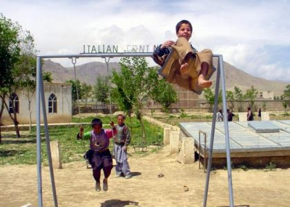 Orfanotrofio Allahuddin di Kabul