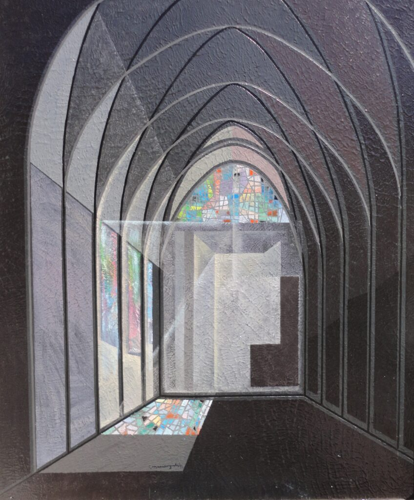 FULVIO MASCIANGIOLI 'La cattedrale'