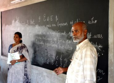 Ristrutturazione Scuola Cattolica di Padre Kumar