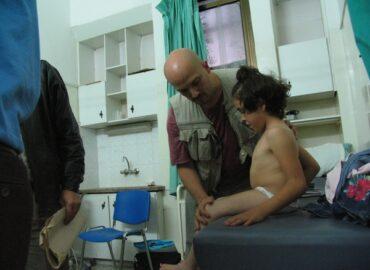 Selezione di Bambini con patologie ortopediche