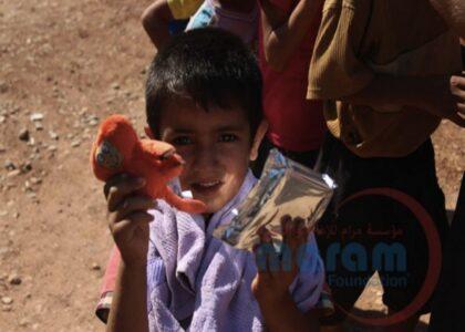 Raccolta di materiale per convogli umanitari