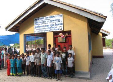 Scuola a Kaluwankerny