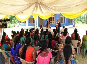 Vocational Training Center per lo Sri Lanka