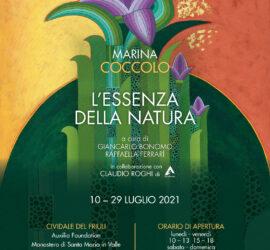 """Mostra personale di Marina Coccolo: """"L'essenza della Natura"""", a cura di Giancarlo Bonomo e Raffaella Rita Ferrari"""