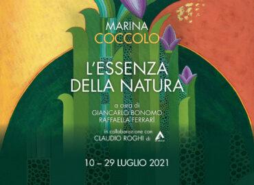 Marina Coccolo: 'L'essenza della Natura'