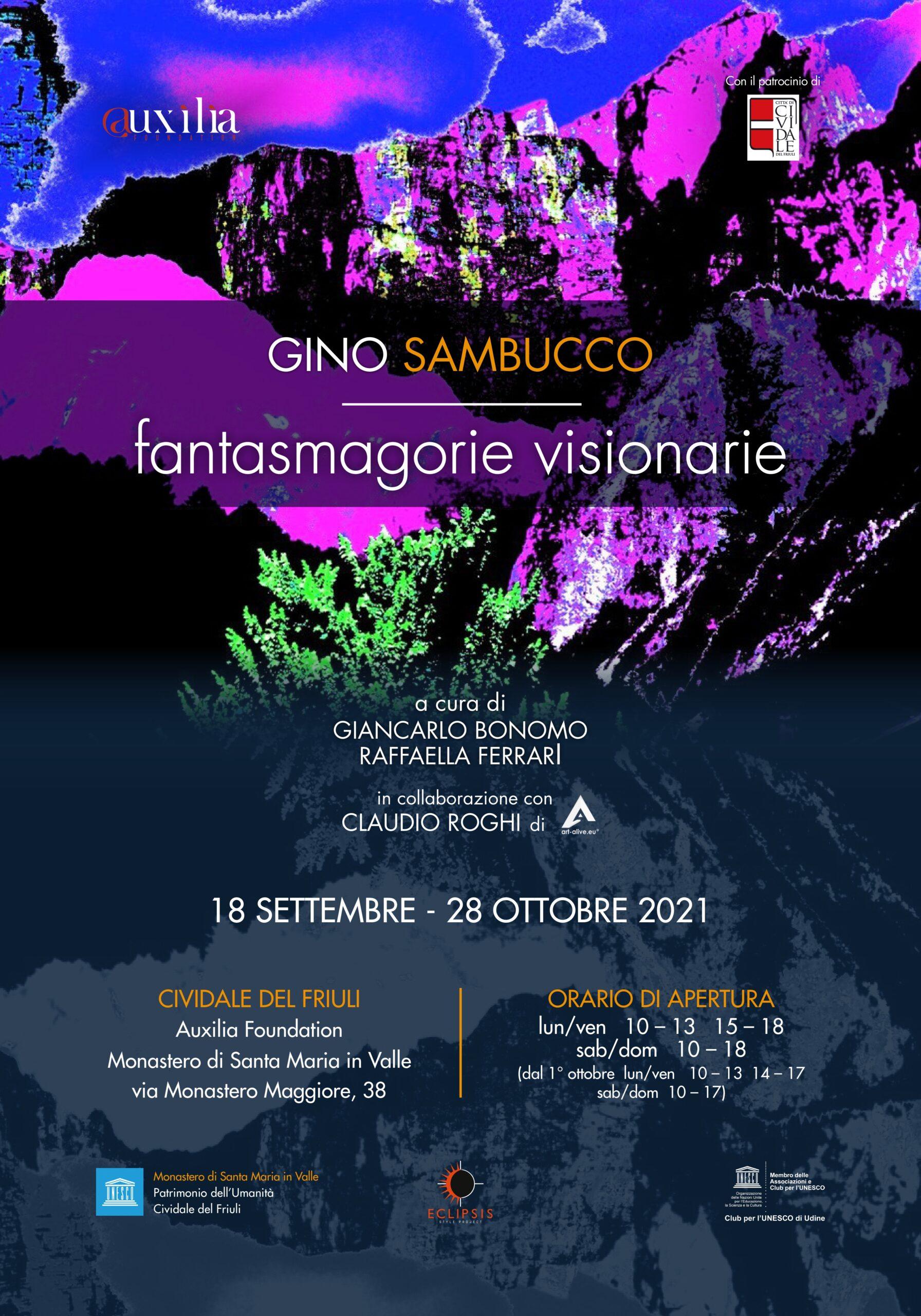 Mostra Gino Sambucco